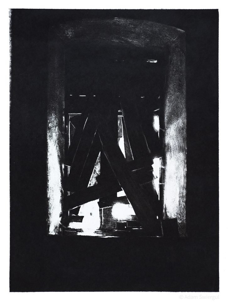 Fort Benedykt, okno