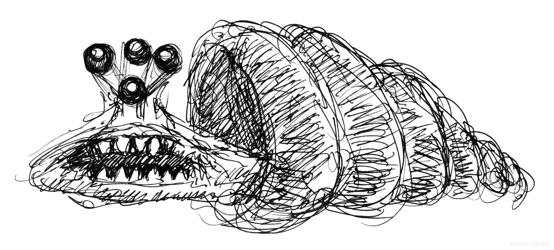 Ślimak drapieżny