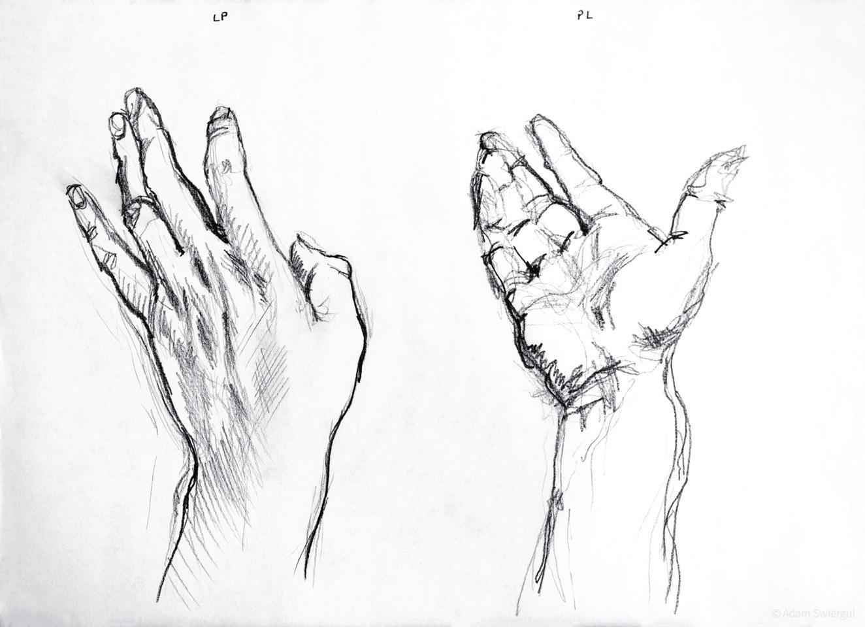 Ćwiczenie na obie ręce