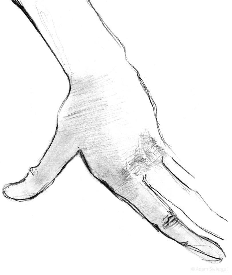 Dłoń 2