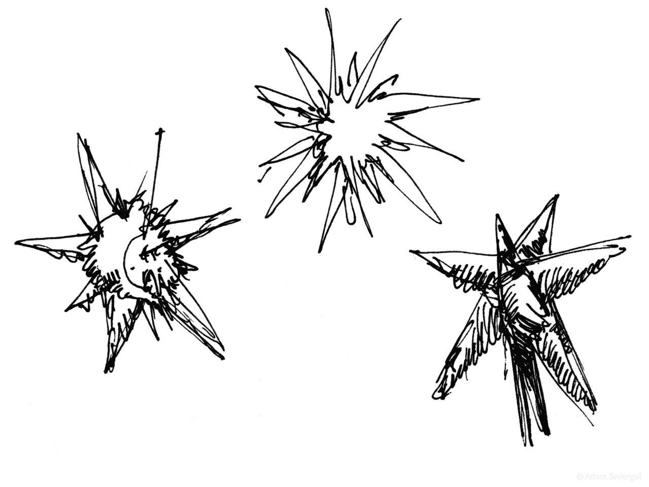 Ostre gwiazdy 2
