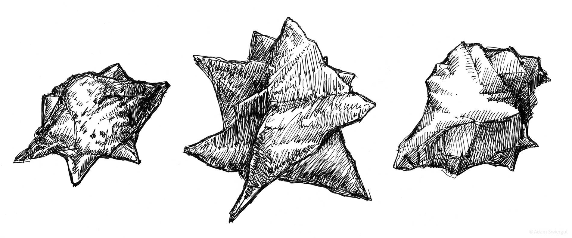Trzy gwiazdy