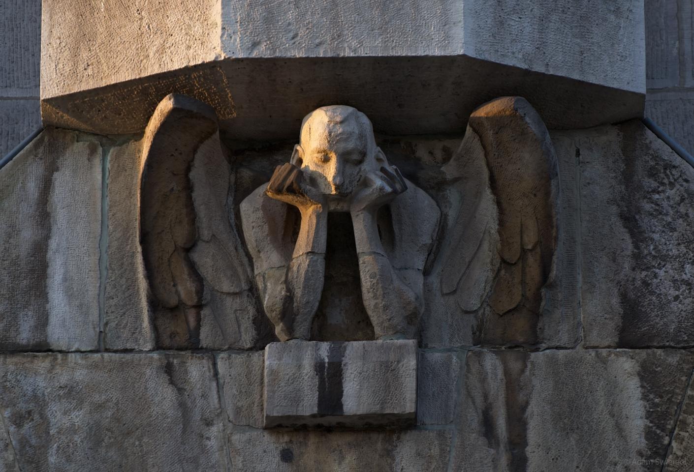 Anioł - Bazylika NSPJ