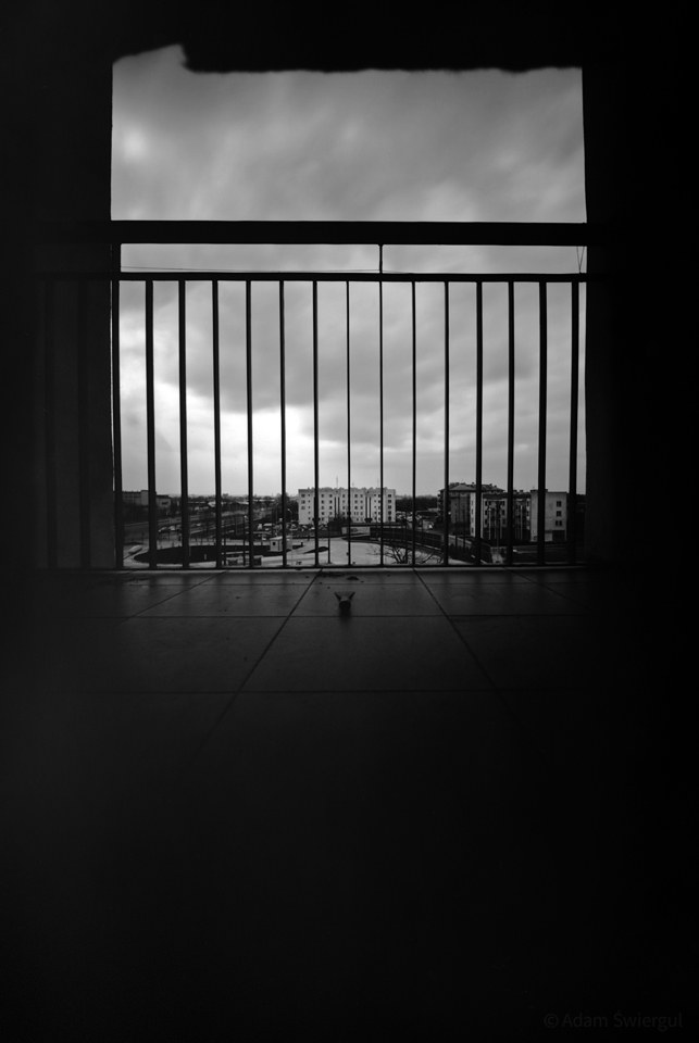 Balkon - aparat otworkowy 30x40cm