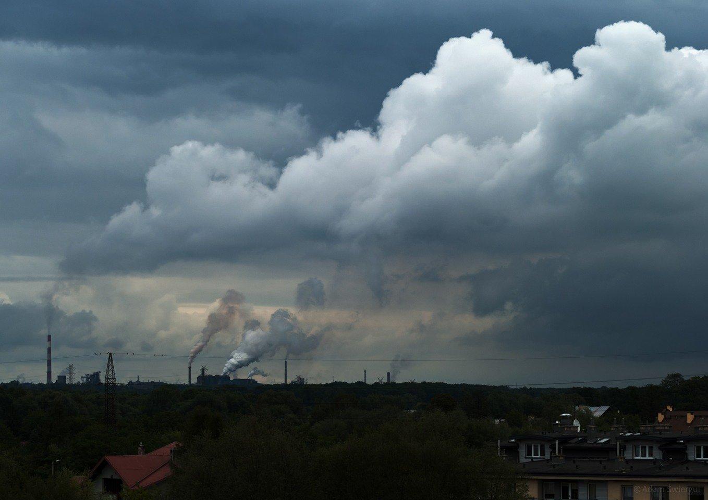 Dymy i chmury