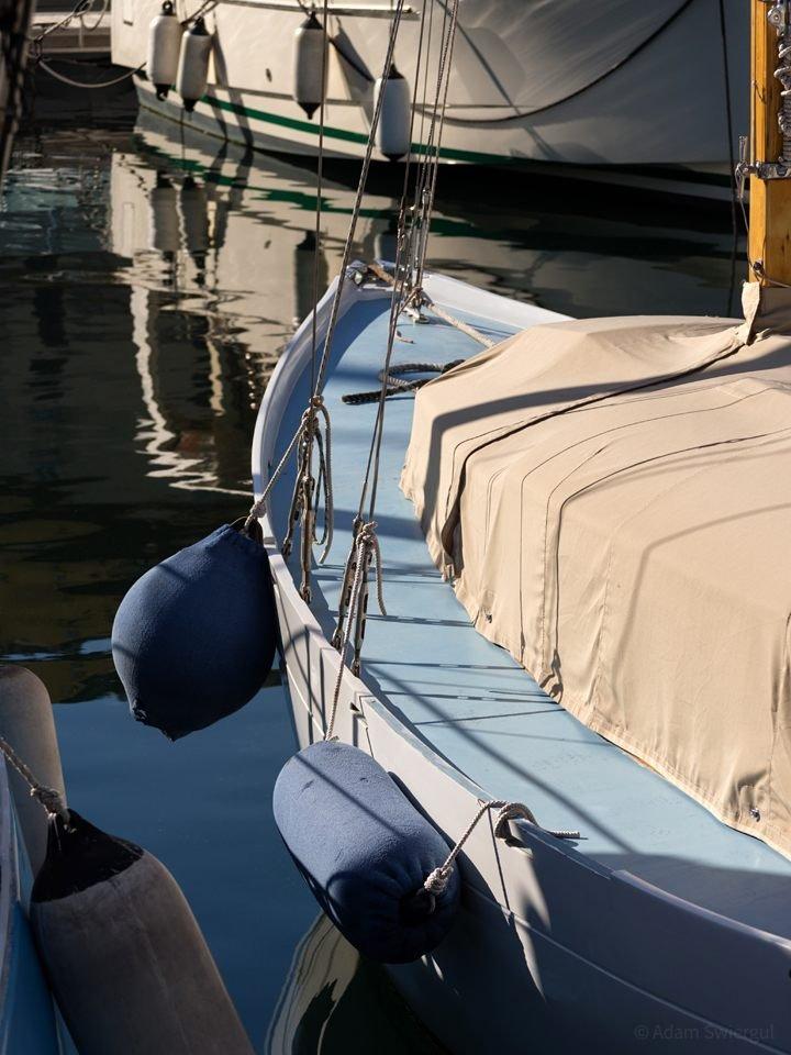 Kadłuby jachtów