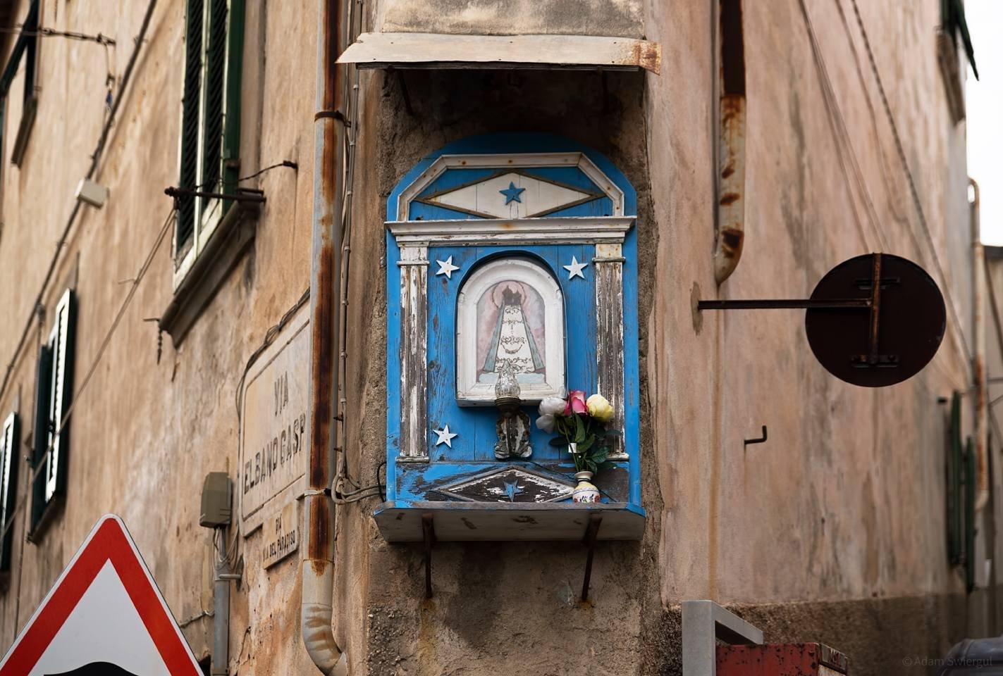Kapliczka narożna, Portoferraio