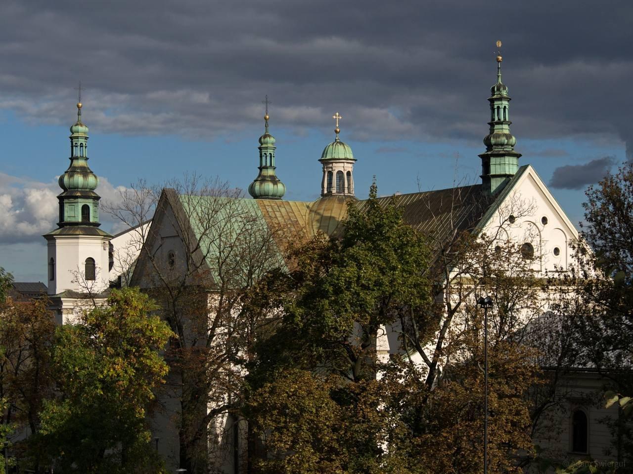św. Bernardyna, Kraków