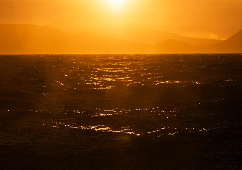 Morze pod słońce