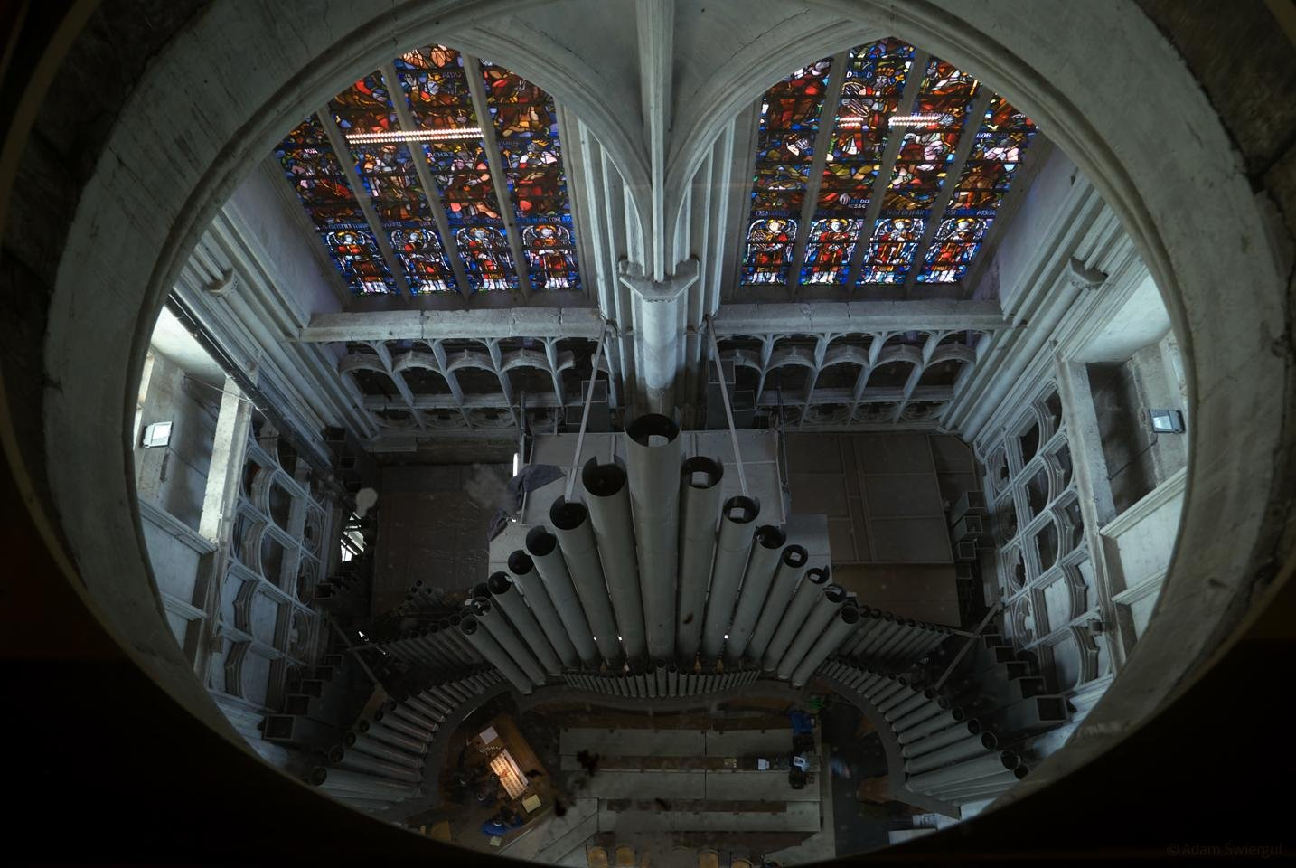 św.Rumolda, Mechelen - Organy