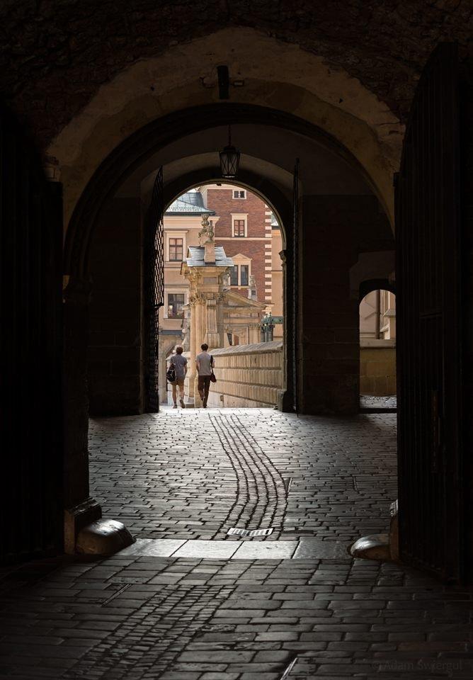 Pasaż, Wawel