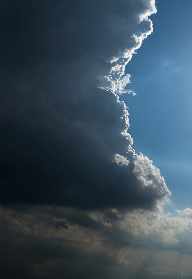Skraj chmury