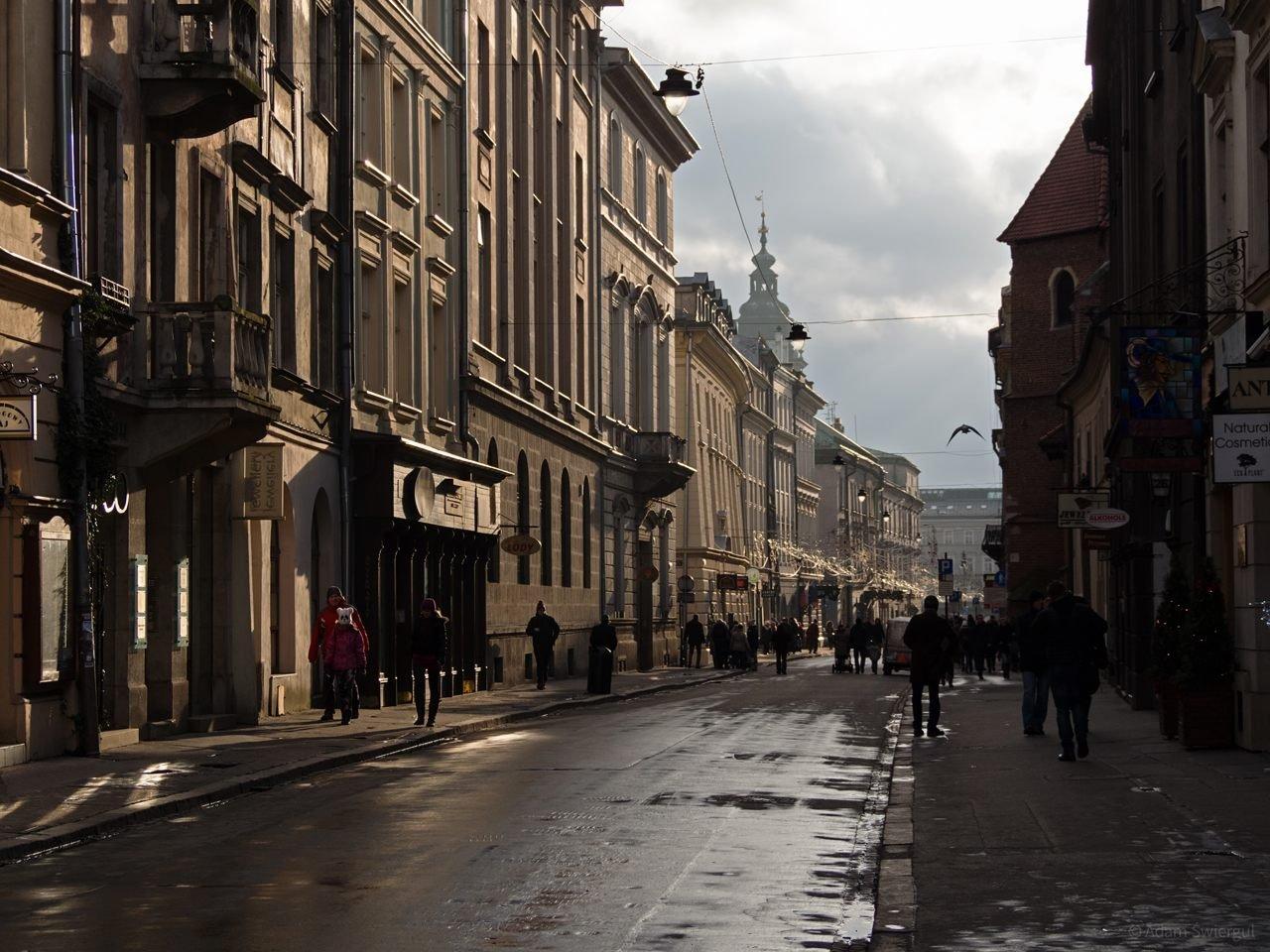Ulica Sławkowska