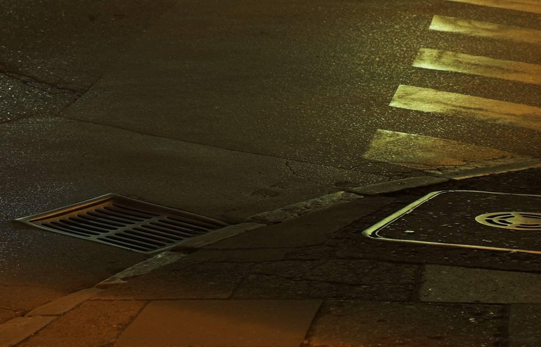 Ulica, nocne