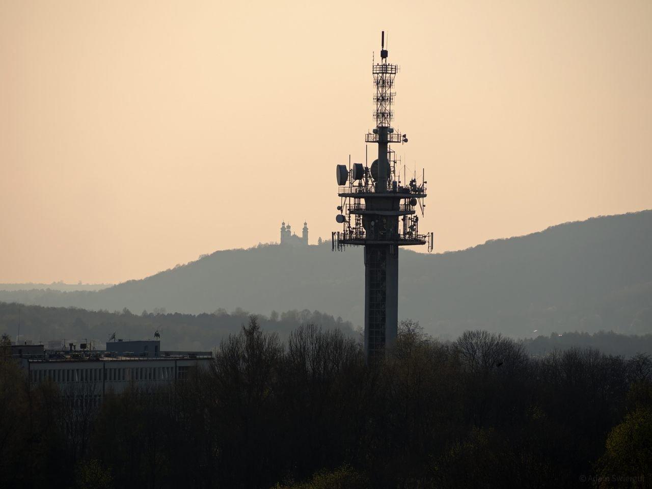Wieża, Krzemionki