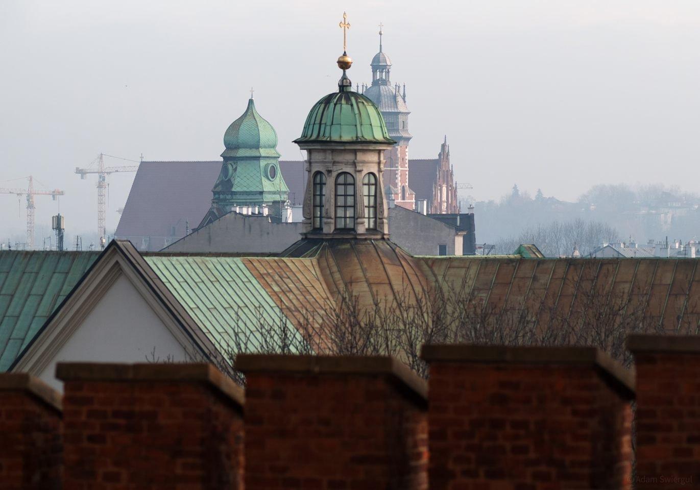 Wieże kościołów