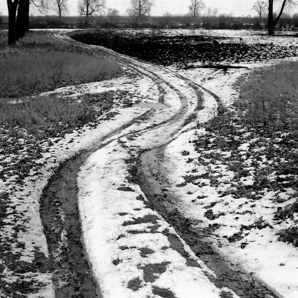 Zimowe drogi